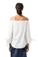 Wyn Off-Shoulder Blouse