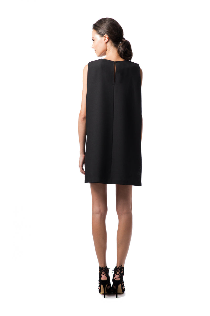Robin Cape Dress