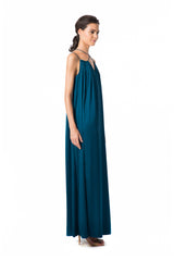 Thea Slip On Maxi Dress
