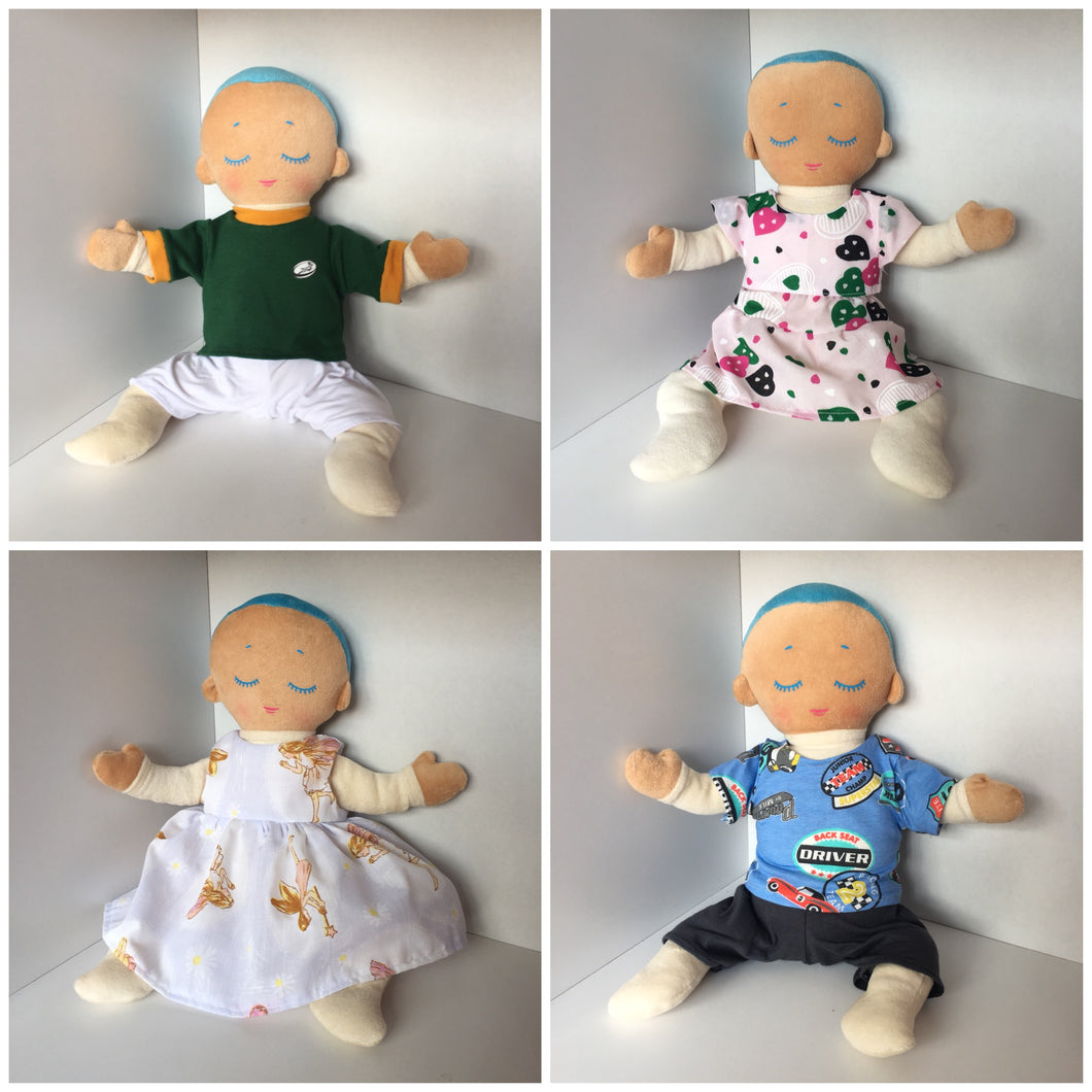 Outfits for Lulla doll