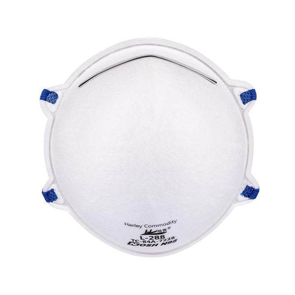 Rigid Cup N95 Respirator  |  $4.39 per unit