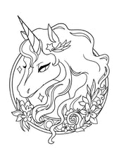 Load image into Gallery viewer, Unicorn Activity Book for Kids Ages 6-8: Unicorn Coloring Book and Kids Activities