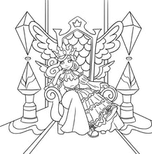 Load image into Gallery viewer, Princess Coloring Book: For Kids Ages 4-8, 9-12