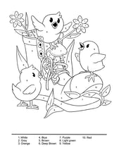 Load image into Gallery viewer, Easter Activity Book for Kids Ages 6-8: Easter Coloring Book and Kids Activities