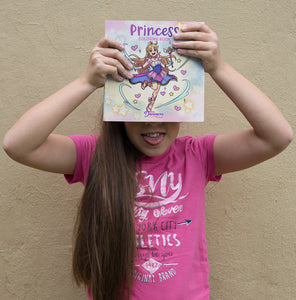 Princess Coloring Book: For Kids Ages 4-8, 9-12