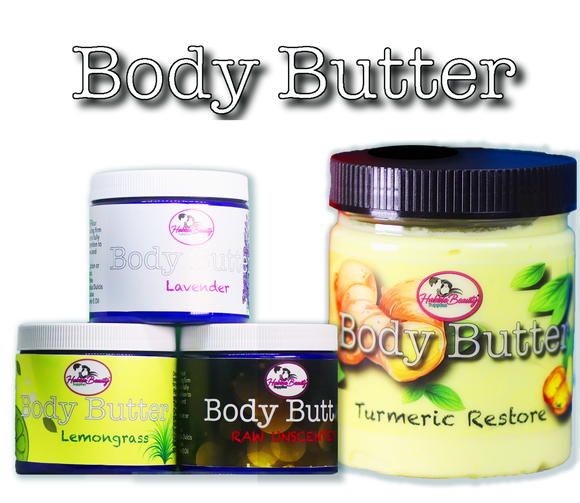 Whipped Body Butter 100% Organic | Habbie Beauty Supplies - Habbie Enterprise