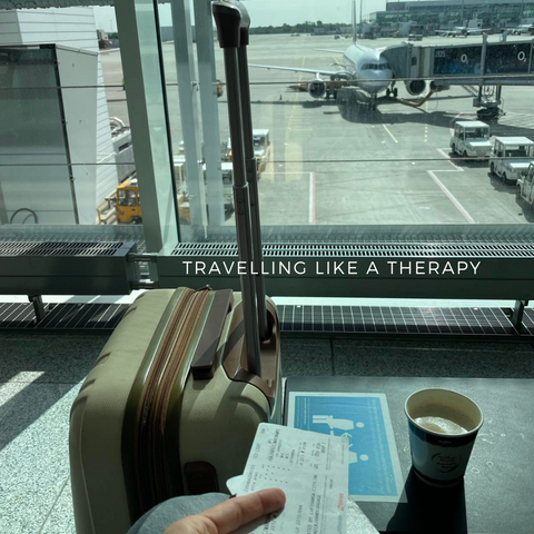 travelling airport