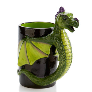 Tall Dragon Mug