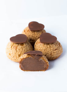 Milk Chocolate Choux