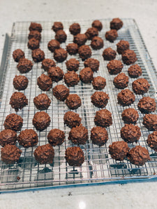 Chocolate Hazelnut Rochers