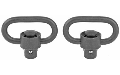 GrovTec Heavy Duty Push Button QD Sling Swivel Set