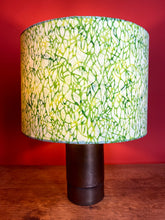 Load image into Gallery viewer, Sketchy Green Lampshade