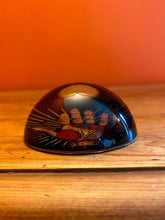 Load image into Gallery viewer, Palmistry Glass Paper Weight
