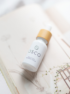 OSCO pollution defense serum Hong Kong natural skincare high performance facial oil