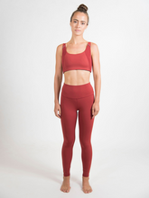 Load image into Gallery viewer, Maya Leggings Red