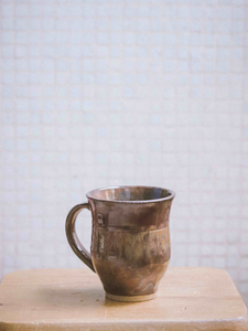 Rustic Brown Mug
