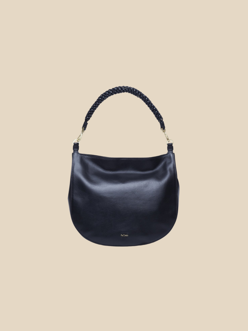 Ril Creed Erica bag ethically made from upcycled scrap leather ethical fashion brand based in Hong Kong