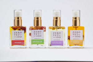 revitalize body oil 100% natural cruelty-free vegan skincare plastic-free packaging