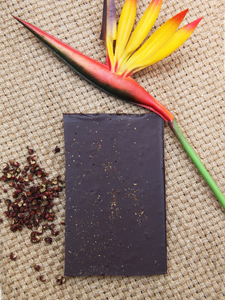 Conspiracy Chocolate bean-to-bar sichuan pepper chocolate made in Hong Kong