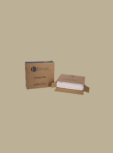 bamboo reusable face wipes natural plastic-free