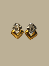 Load image into Gallery viewer, Vintage Sunny Earrings