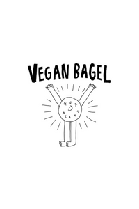 404 Plant Vegan Bagels handmade in Hong Kong