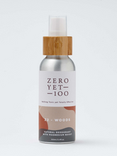 Load image into Gallery viewer, Z2 Woods Deodorant Spray Zero Yet 100 plastic-free packaging ethical skincare