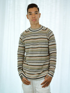 Lin Spring Sorbet Sweater