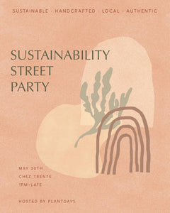 Plantdays x The Wild Lot Sustainability Street Party sheung wan