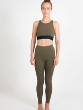 Load image into Gallery viewer, Maya Leggings Olive