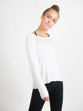 Load image into Gallery viewer, Koa Long Sleeve White