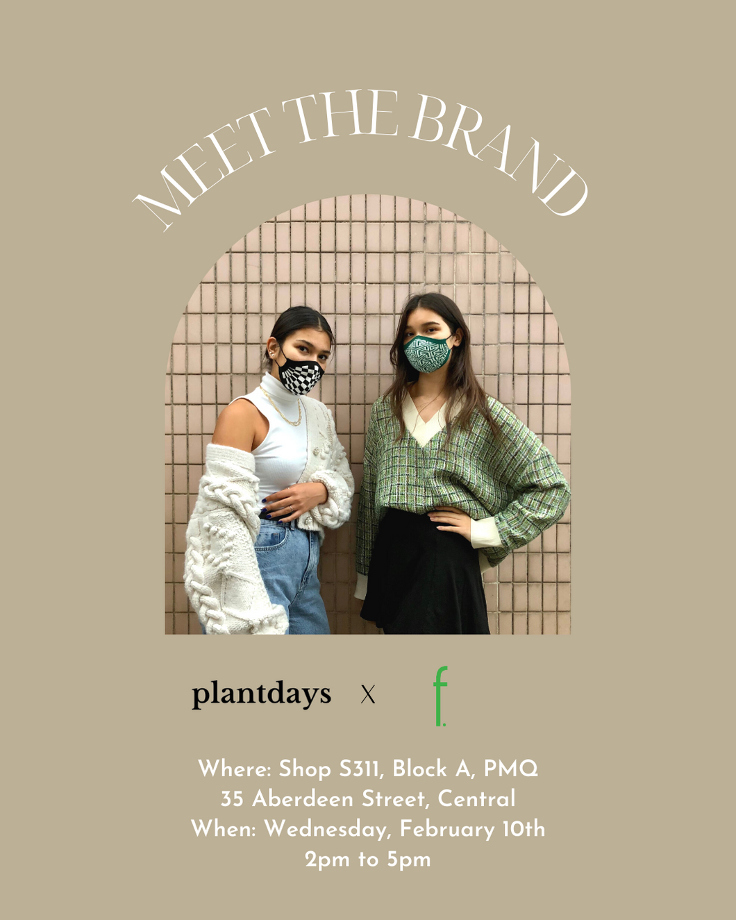 Meet The Brand x feat.FASHION