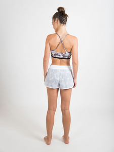 Runner Shorts White