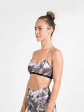 Load image into Gallery viewer, Hydra bra camo Maha Yogi ethical activewear shop slow fashion