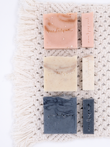 rise + shine soap Your Daily Muse handmade in Hong Kong in small batches natural cruelty-free skincare