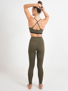 Hydra Leggings Olive