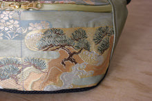 Load image into Gallery viewer, Japanese Kimono Bum Bag / Countryside Lands