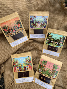 blossom bean-to-bar vegan chocolate handcrafted in Hong Kong