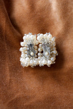 Load image into Gallery viewer, vintage retro fun pearl earrings shop sustainably