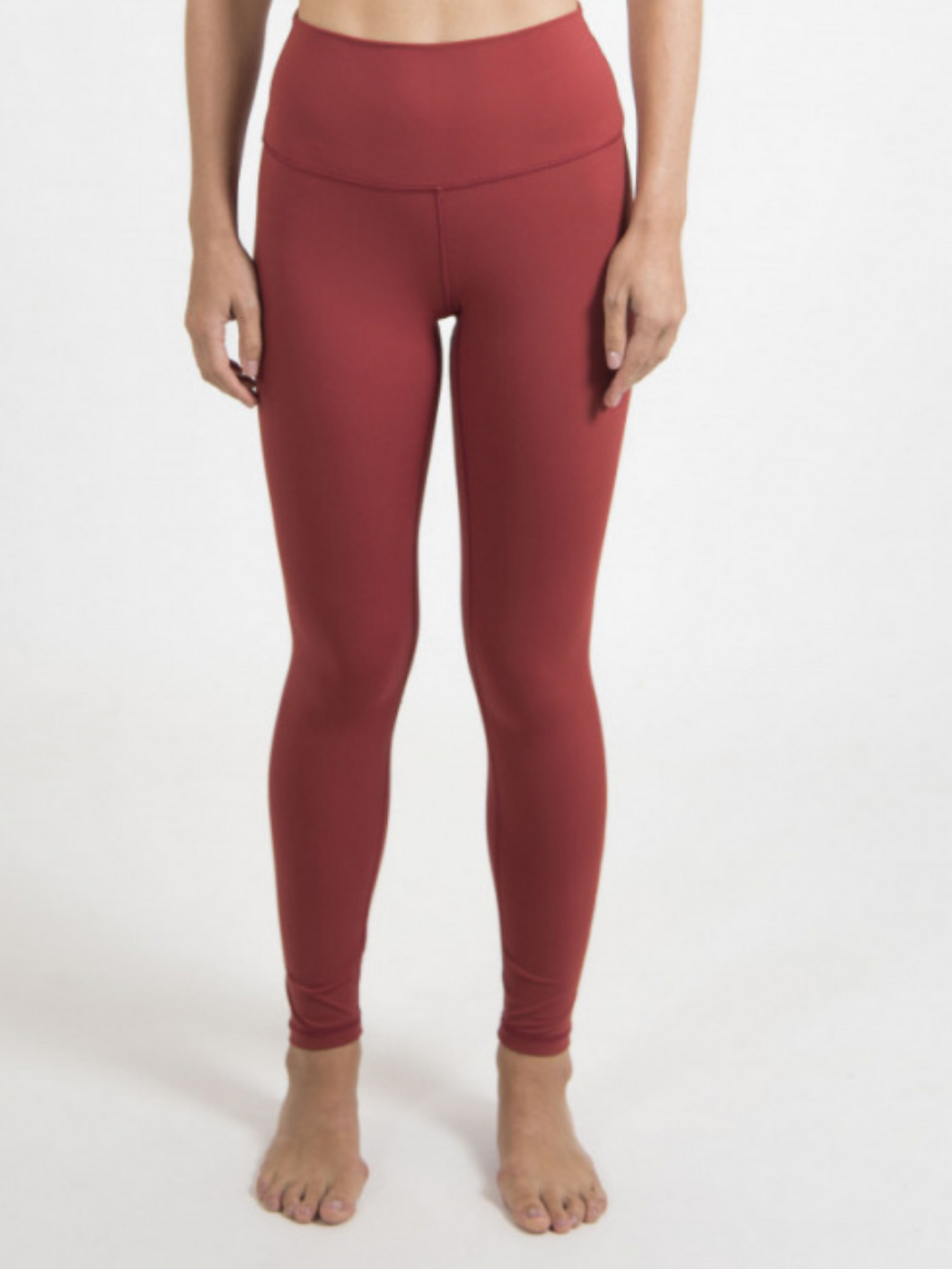 Maya Leggings Red
