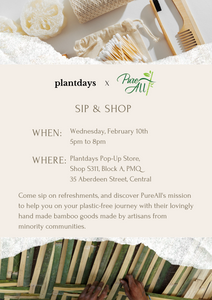 Sip & Shop with Sonu from PureAll