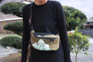 Japanese Kimono Bum Bag / Made To Order