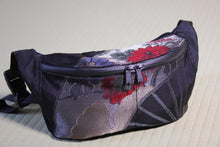 將圖片載入圖庫檢視器 Mikan bags upcycled antique kimono bum bags crossbody bags ethical fashion made in Japan