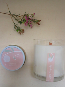 WOODCO hand-poured candles coconut wax and soy wax made in Hong Kong ethical shop