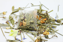 Load image into Gallery viewer, Tisarom digestive organic natural tea from Provencedigestive lemongrass + cornflower tea herbal tea from Provence France