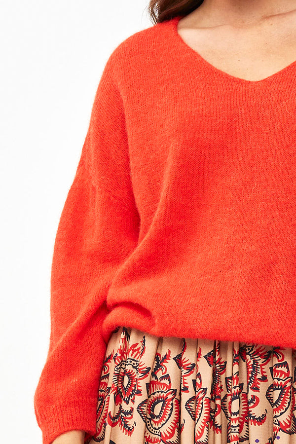 LIV pullover⎜Pepper