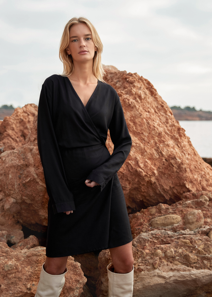 BOBBY dress ⎜ Black