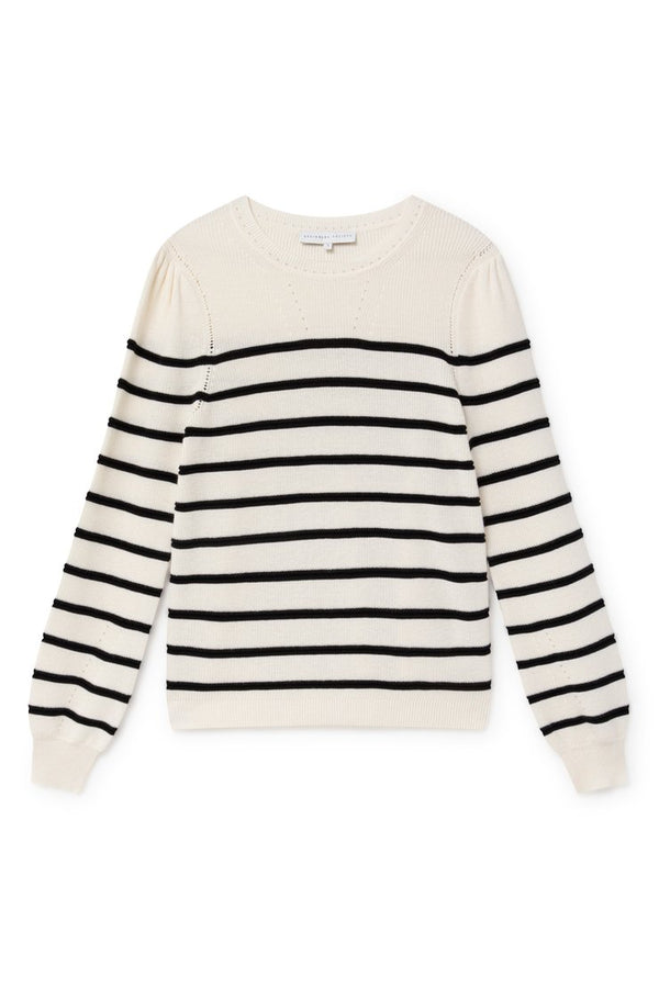 HARPER striped pullover