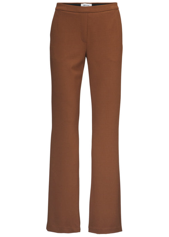 TANNY flare pants ⎜ Camel