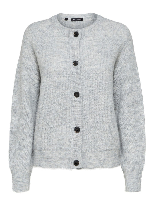 LULU cardigan⎜Light grey